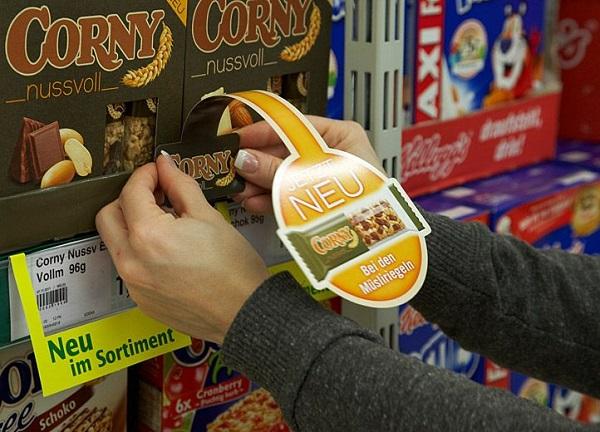 Quảng cáo trong siêu thị - giải pháp tiếp cận lượng lớn khách hàng