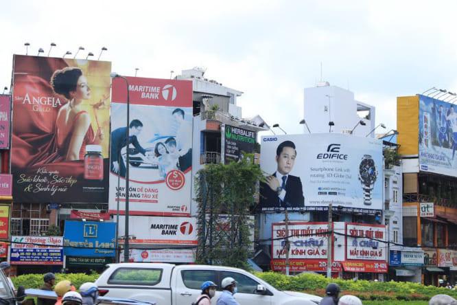 Quy định chung về quản lý quảng cáo ngoài trời