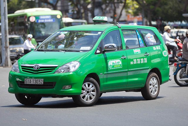 Taxi Mai Linh Miền Bắc mua thêm 1000 xe mới