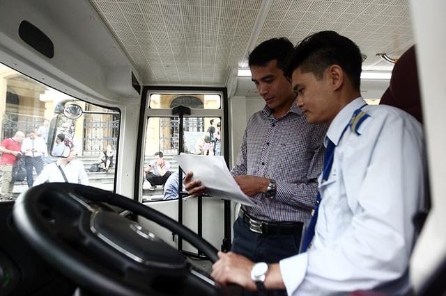 Tổng Công ty Vận tải Hà Nội là đơn vị chịu trách nhiệm vận hành và nghiên cứu tuyến đường cho chuyến xe này.