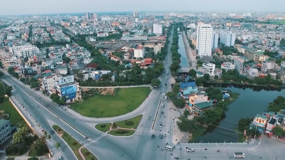 Quảng cáo xe bus tại Thái Bình