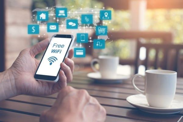 thị trường wifi marketing