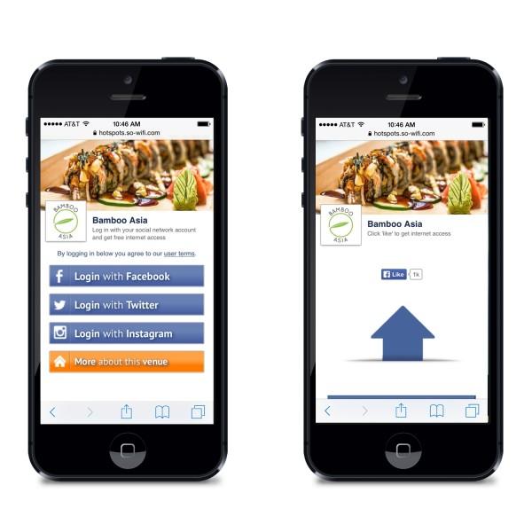 Những tính năng tuyệt vời khi sử dụng wifi marketing free