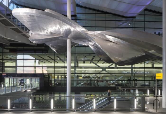 Quảng cáo sân bay thế giới