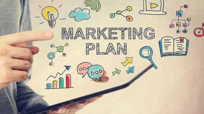 bản kế hoạch marketing hoàn chỉnh