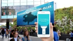 xu hướng quảng cáo ngoài trời 2021