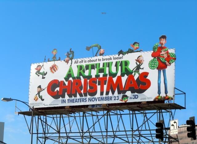 Sức mạnh của quảng cáo ngoài trời vào dịp Lễ Giáng sinh