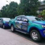 Roadshow xe bán tải