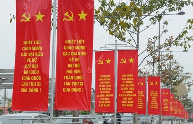 các loại banner quảng cáo ngoài trời